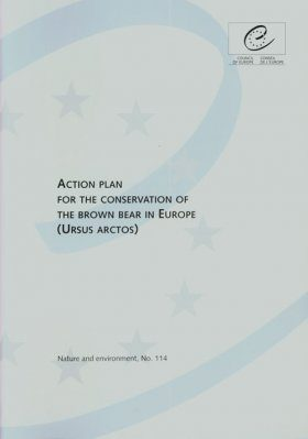 Action Plan for the Conservation of the Brown Bear in Europe (Ursus arctos)