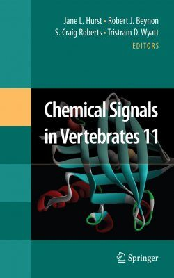 Chemical Signals in Vertebrates 11
