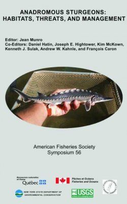 Anadromous Sturgeons: Habitats, Threats, and Management