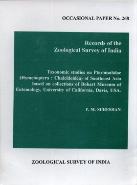 Taxonomic Studies on Pteromalidae (Hymenoptera : Chalcidoidea) of Southeast Asia Based on Collections of Bohart Museum of Entomology, University of California, Davis, USA.
