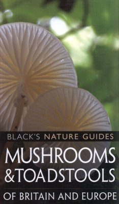 Mushrooms & Toadstools of Britain and Europe