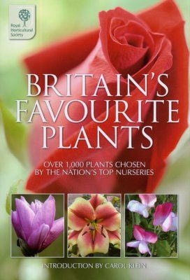 Britains Favourite Plants