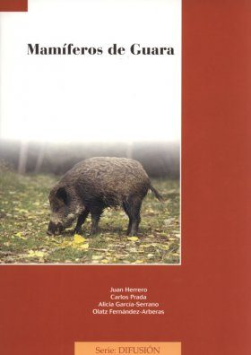 Mamíferos de Guara [Mammals of Guara]