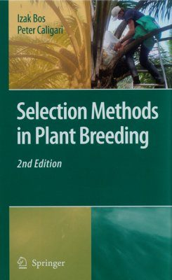 Selection Methods in Plant Breeding