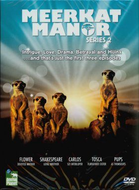 Meerkat Manor - DVD: Series 2 (Region 2)