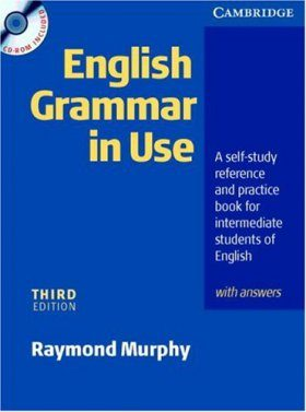 English Grammar in Use with Answers and CD-ROM: A Self-study Reference a