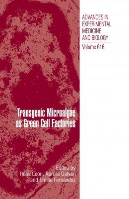 Transgenic Microalgae as Green Cell Factories
