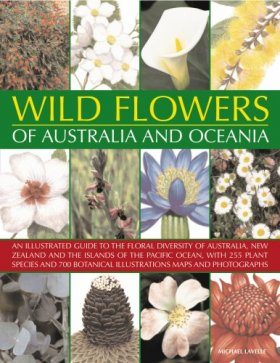 Wild Flowers of Australia and Oceania