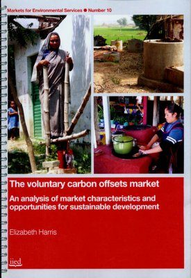 The Voluntary Carbon Offsets Market