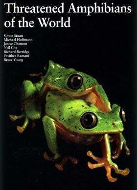 Threatened Amphibians of the World