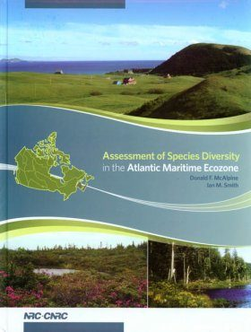 Assessment of Species Diversity in the Atlantic Maritime Ecozone