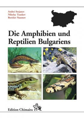 Die Amphibien und Reptilien Bulgariens [The Amphibians and Reptiles of Bulgaria]