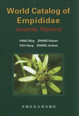 World Catalog of Empididae (Insecta: Diptera)