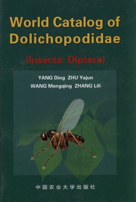 World Catalog of Dolichopodidae (Insecta: Diptera)
