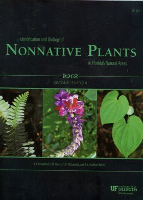 Identification and Biology of Nonnative Plants in Florida's Natural Areas