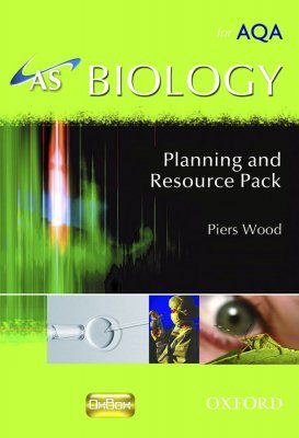 AS Biology Planning & Resource Pack with OxBox CD-ROM