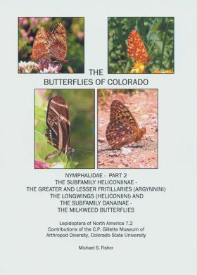Lepidoptera of North America: Colorado Butterflies, Part 2