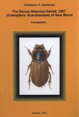 The Genus Ataenius Harold, 1867 (Coleoptera: Scarabaeidae) of New World