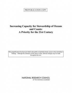 Increasing Capacity for Stewardship of Oceans and Coasts