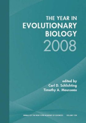 Year in Evolutionary Biology, 2008