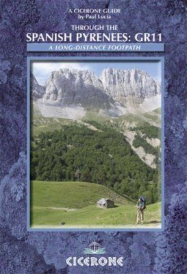Cicerone Guides: Through the Spanish Pyrenees
