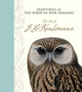 Paintings of the Birds of New Zealand