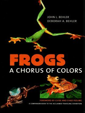 Frogs: A Chorus of Colors