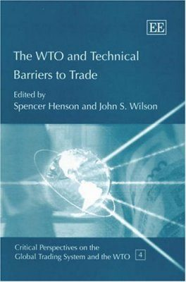 The WTO and Technical Barriers to Trade