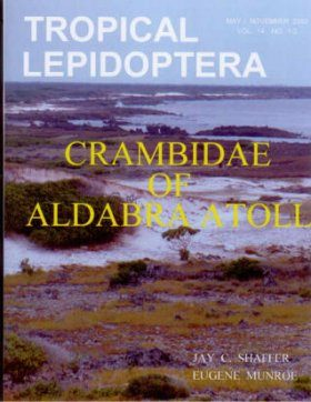 Tropical Lepidoptera, Volume 14, Number 1-2: Crambidae of Aldabra Atoll