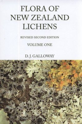 Flora of New Zealand: Lichens (2-Volume Set)