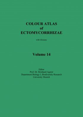 Colour Atlas of Ectomycorrhizae, Part 14