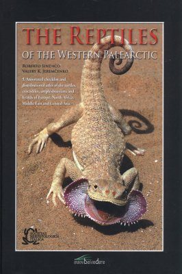The Reptiles of the Western Palearctic, Volume 1
