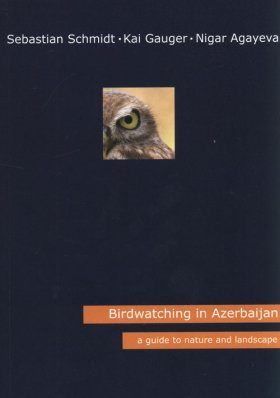 Birdwatching in Azerbaijan