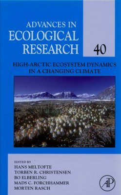 Advances in Ecological Research, Volume 40