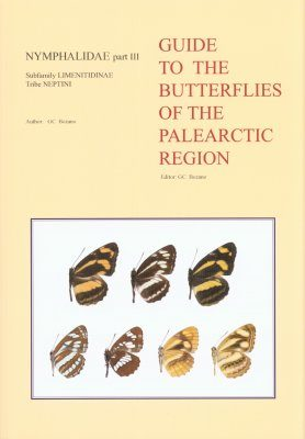 Nymphalidae Part 3 (Guide to the Butterflies of the Palearctic Region)