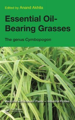 Essential Oil-Bearing Grasses
