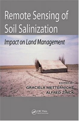 Remote Sensing of Soil Salinization