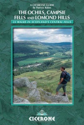 Cicerone Guides: Walking in the Ochils, Campsie Fells and Lomond Hills