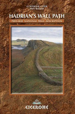 Cicerone Guides: Hadrian's Wall Path