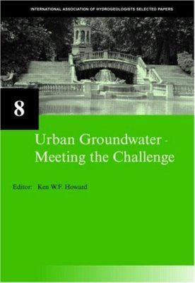 Urban Groundwater - Meeting the Challenge