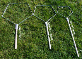 Professional Sweep Net - Frame Only
