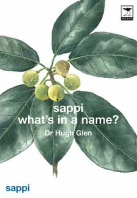 Sappi: What's in a Name?
