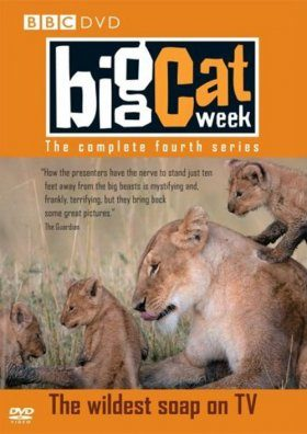 Big Cat Week DVD: The Complete Fourth Series (Region 2 & 4)