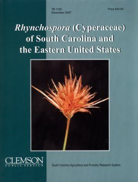 Rhynchospora (Cyperaceae) of South California and the Eastern United States