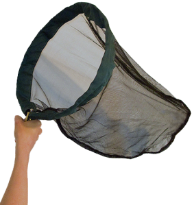 Crushable Pocket Butterfly Net