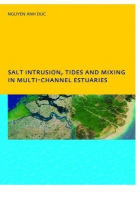 Salt Intrusion, Tides and Mixing in Multi-channel Estuaries