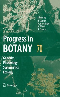 Progress in Botany, Volume 70