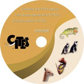 Checklist of CITES Species 2008