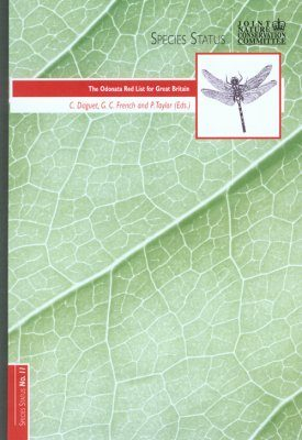 The Odonata Red Data List for Great Britain