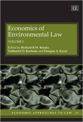 Economics of Environmental Law (2-Volume Set)